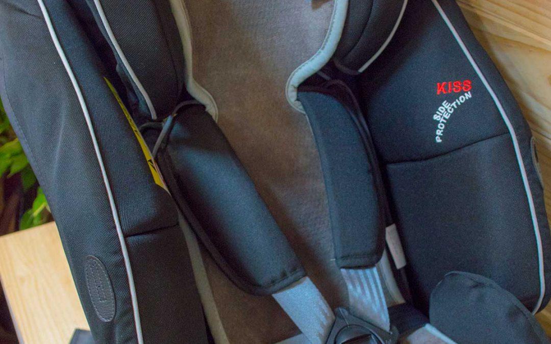 Silla de coche Klippan Century: A contramarcha hasta los 25kg [2021]