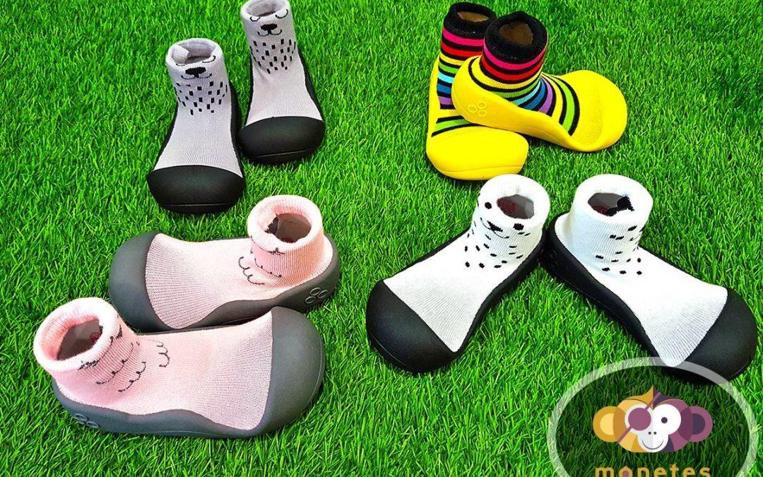 El calzado flexible, lo mejor para empezar a caminar