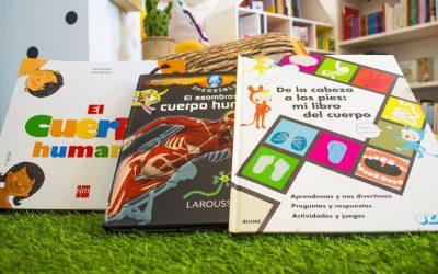 Literatura infantil 6: Libros divulgativos y científicos