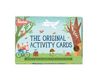 Milestone The Original Activity Cards