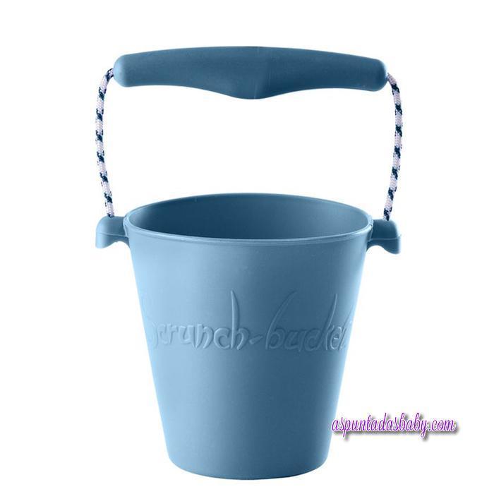 Cubo Scrunch Azul Celeste