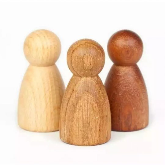 3 Nins de 3 maderas