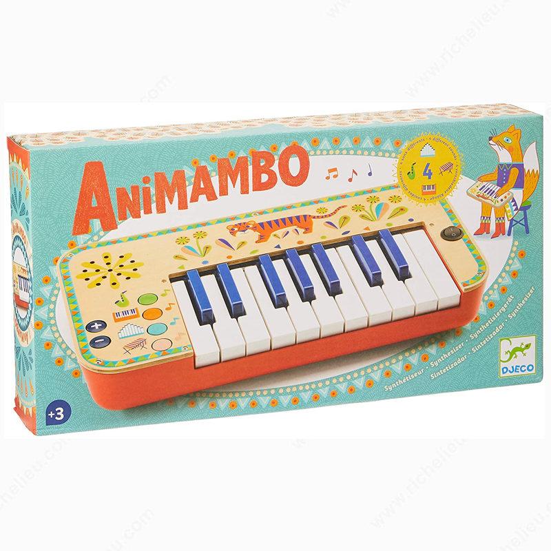Animambo teclado Djeco