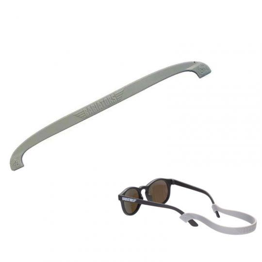 Cinta de silicona para gafas de sol