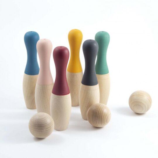 Bolos de madera Special Edition