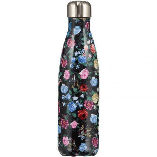 Botella Isotérmica Edición Floral - Rosas 500 ml -