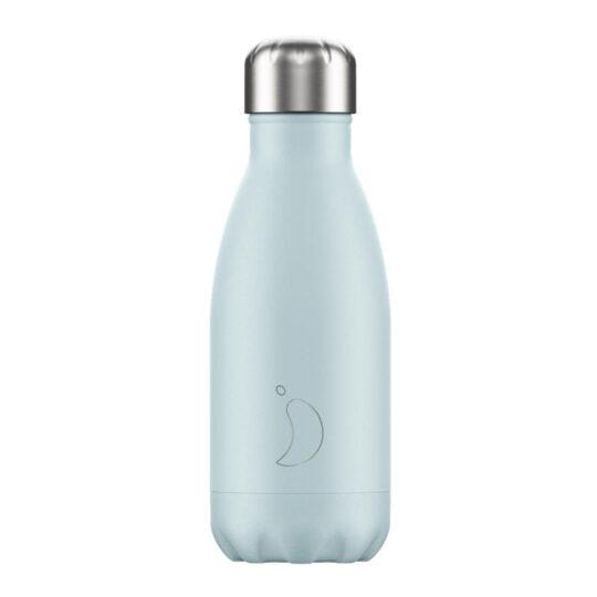 Botella Isotérmica Edición Blush - Azul Sky 260 ml -