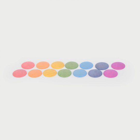 Discos arcoiris