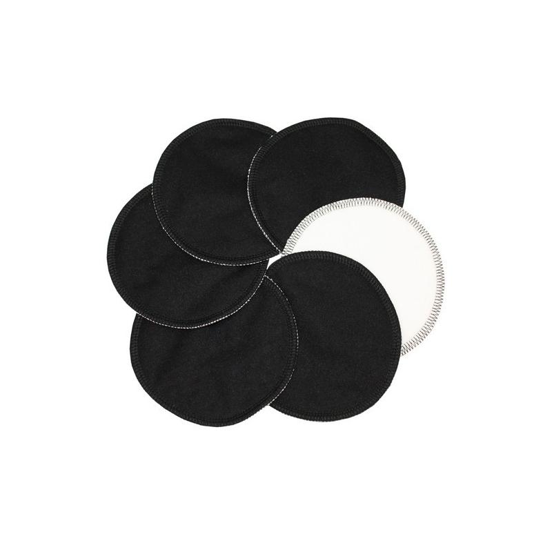 Discos de lactancia 'siempre seco' Negro