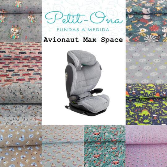 Funda Petit Ona Para Avionaut Max Space - Varios modelos -