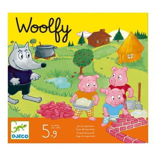 Juego Woolfy