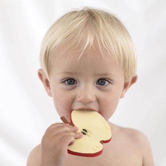 Mordedor Eco de caucho - Pepita The Apple -