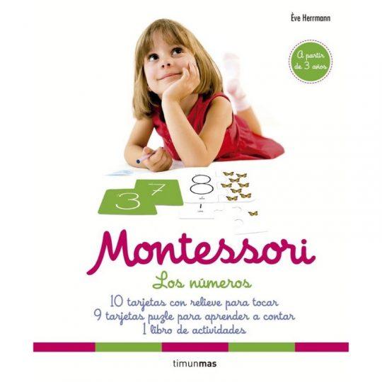 Montessori Los Números