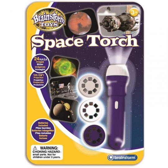 Linterna Proyector Brainstorm Toys - Espacio -