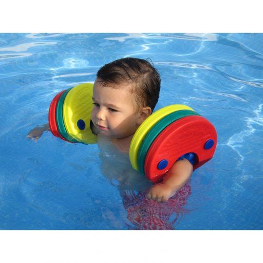 Manguitos Delphin Disc para playa o piscina