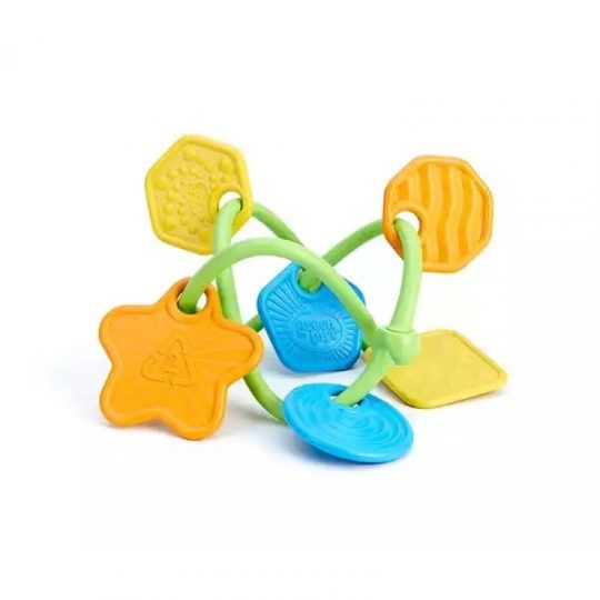 Mordedor laberinto Twist Green Toys