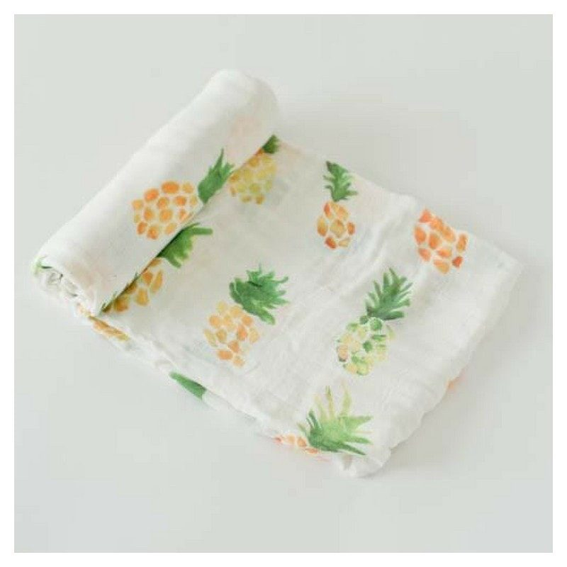 Muselina-bambu-120-pineapple-little-unicorn-monetes01