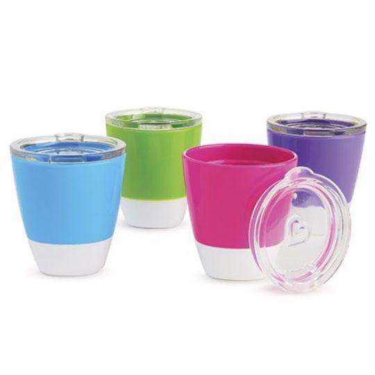 Pack vasos de aprendizaje con tapa Splash