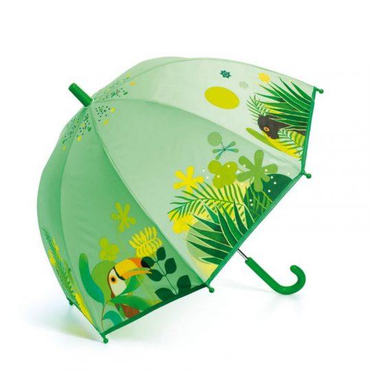 Paraguas Infantil Jungla tropical