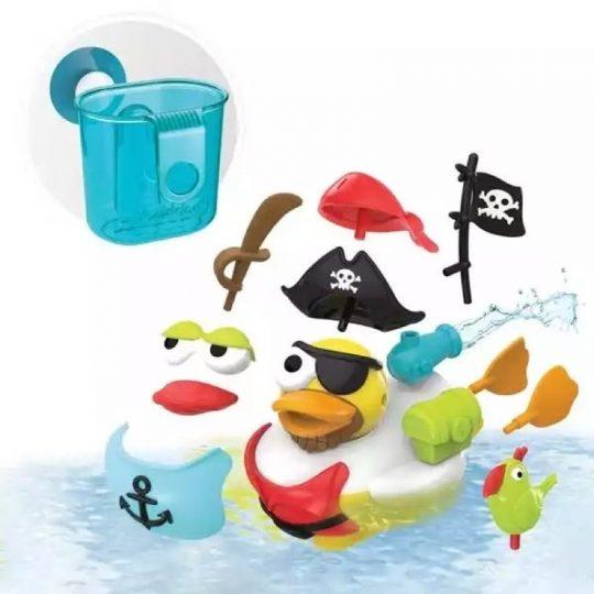 Pato Jet - Crea un pirata