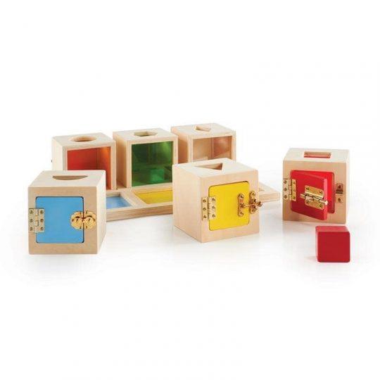 Montessori (1 a 3 años)