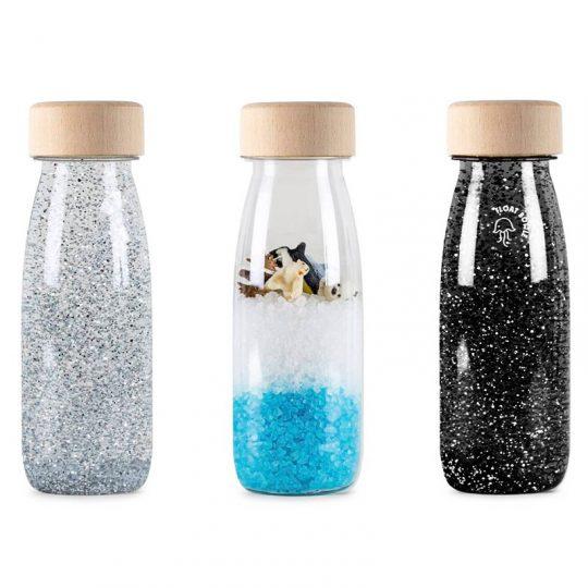 Pack 3 botellas sensoriales - Ice -