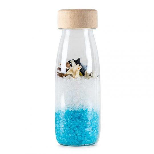 Botella sensorial Spy Bottle - Artic -