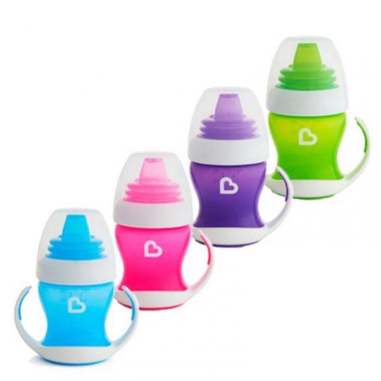Mi primera taza de aprendizaje Gentle 120 ml - varios colores -