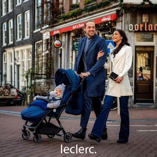 Saco polar para silla de paseo Leclerc - Varios modelos -