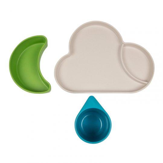 Set de Vajilla Eco Cloud