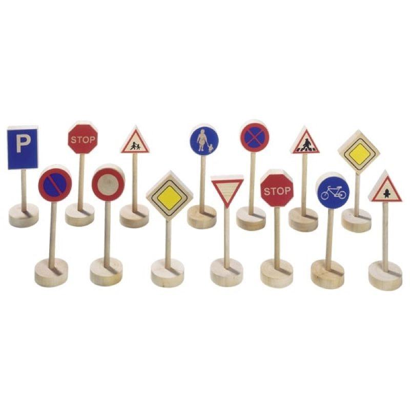 Set de señales de tráfico, Goki