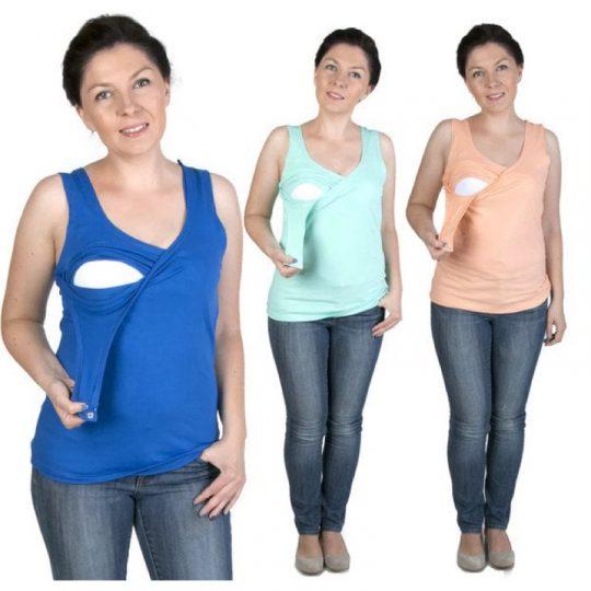 Top embarazo/lactancia Emma - varios colores -