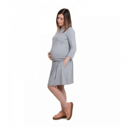 Vestido de embarazo y lactancia - Amelia -