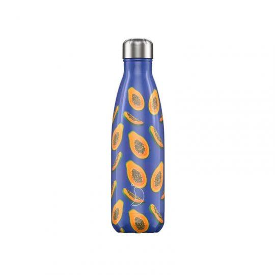 Botella Isotérmica Edición Icons - Papayas 500 ml