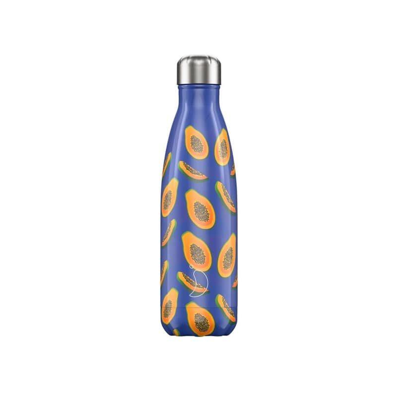 Botella Isotermica Chilly's Papayas 500ml - Monetes