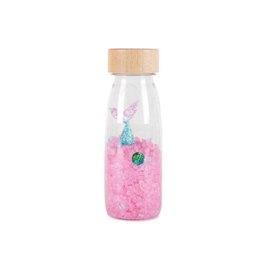 Botella sensorial con sonido - Sirenas -