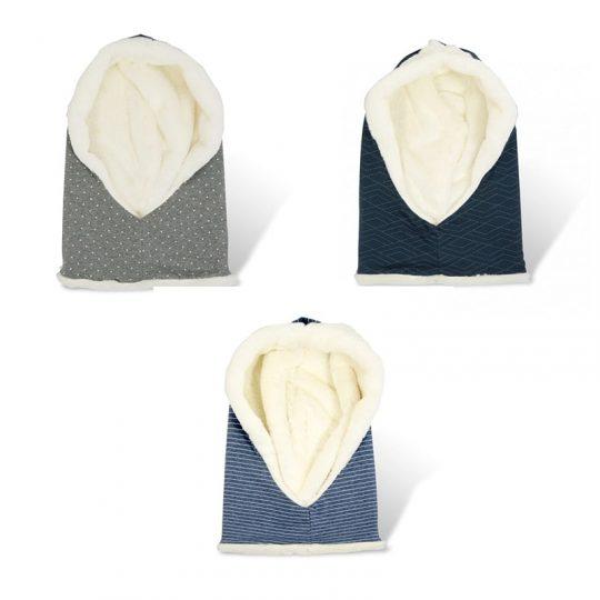 Braga de cuello con capucha Fundas BCN - varios modelos -