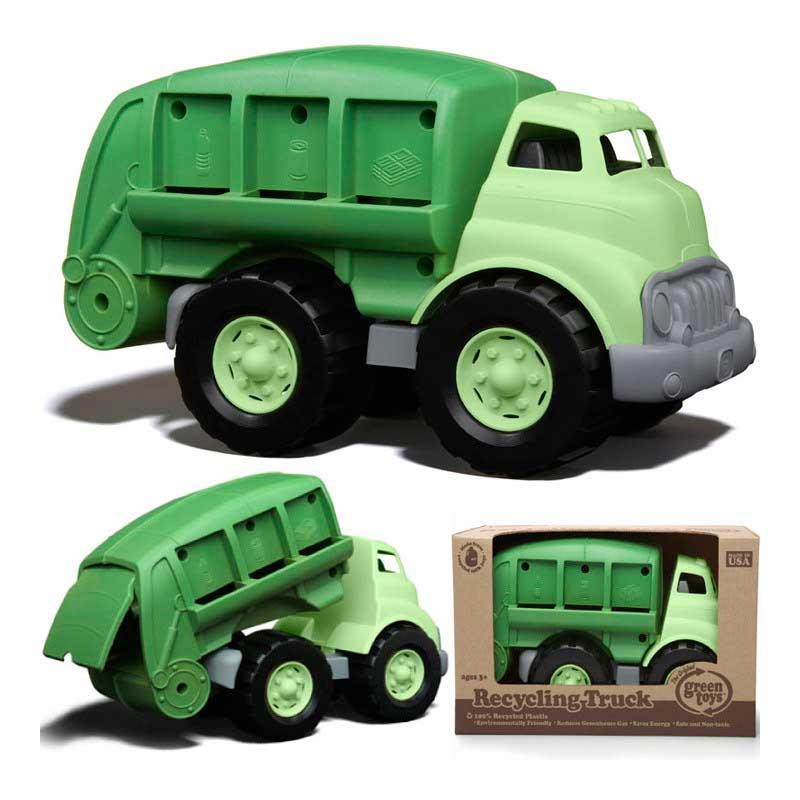 Camión Reciclaje Green Toys