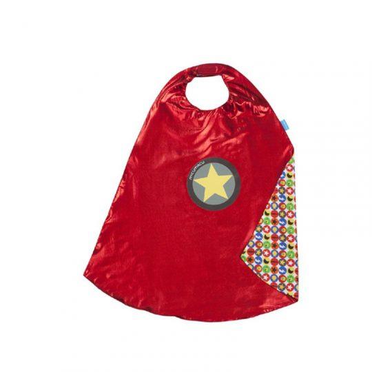Capa roja Estrella