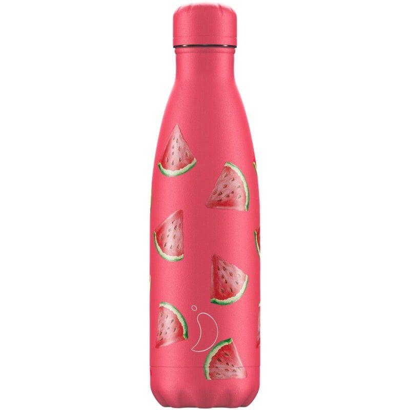 Botella Chilly's Icon Sandia 500ml - Monetes