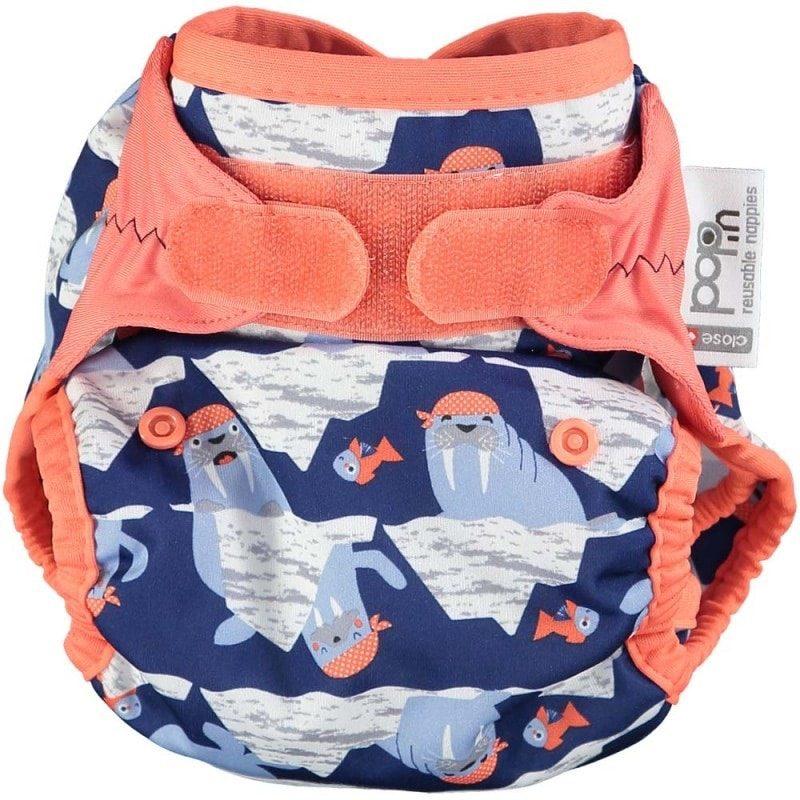 Cobertor de tela Pop In - Walrus - Monetes