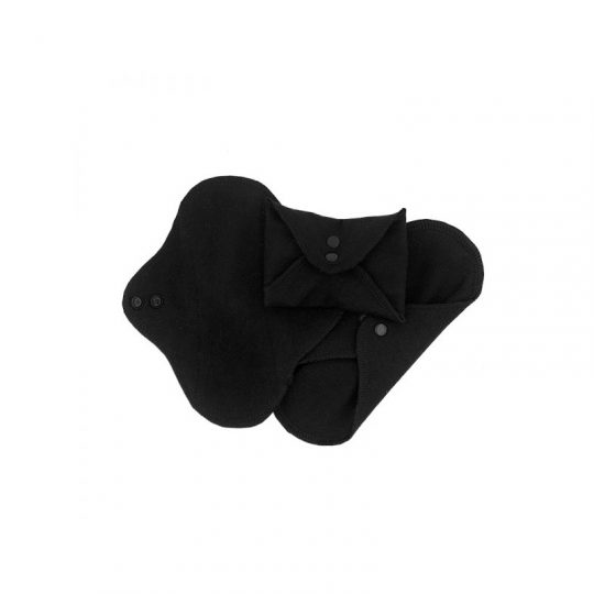 Compresas de tela Salva Slips (Pack 3) - Negro -