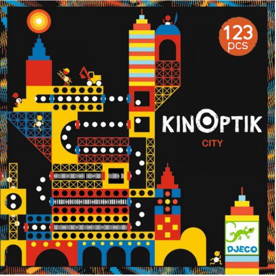 Construcción Kinoptik Ciudad