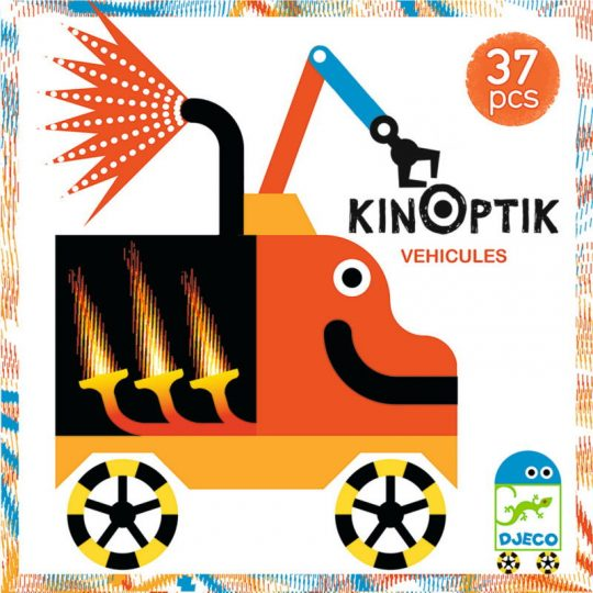 Construcción Kinoptik Vehículos