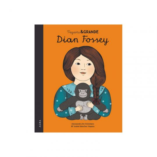 Pequeña y grande: Dian Fossey