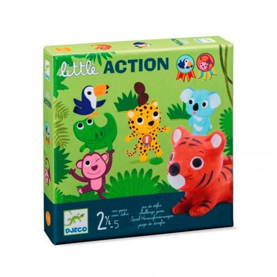 Juego Little Action