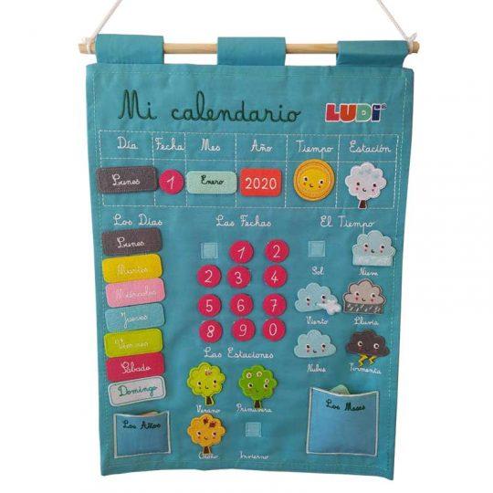 Mi primer calendario Castellano