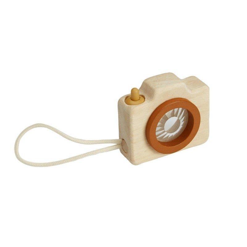 Mini cámara de fotos, de Plan Toys