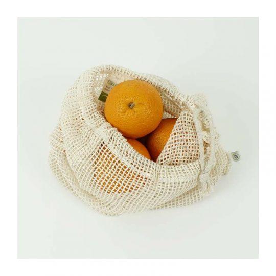 Bolsa malla granel reutilizable - varios tamaños -