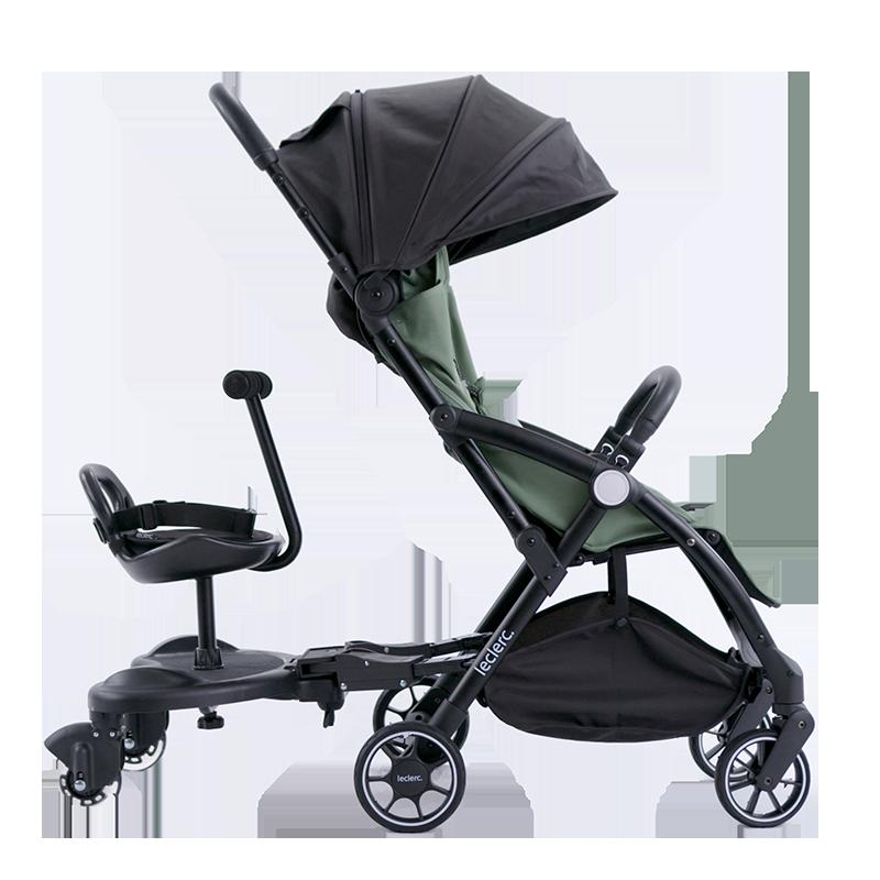 Patinete para silla de paseo Leclerc